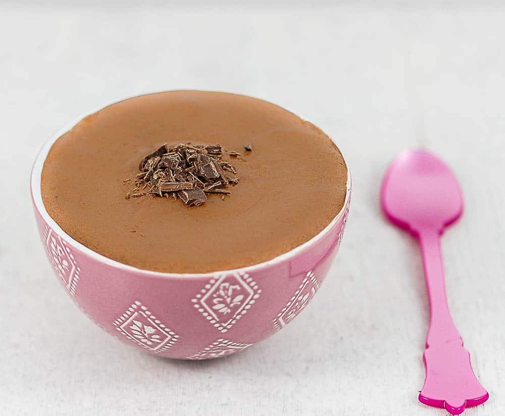 Cr me au chocolat sans gluten et sans lait - A table sans gluten et sans lait ...